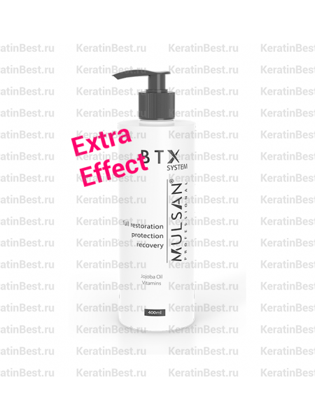 Mulsan Botox BTX  Extra Effect - 400 ml