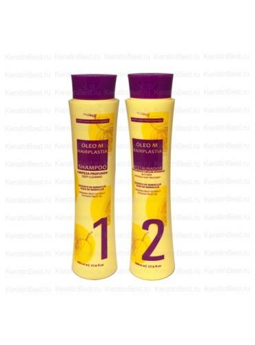 Oleo M Hairplastia 500/500 ml