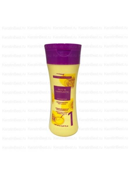 Шампунь глубокой очистки Oleo M Hairplasia 150 ml