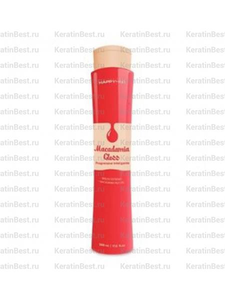 Happy Hair Macadamia Gloss  - 1000 ml.