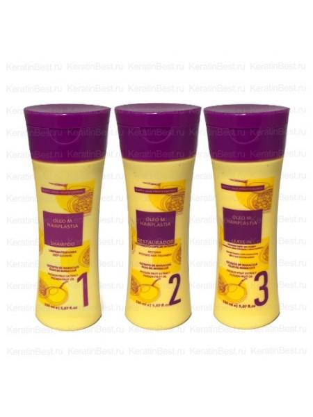 Oleo M Hairplastia  150/150/150 ml