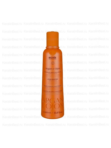 Argan e Ojon 1000 ml.