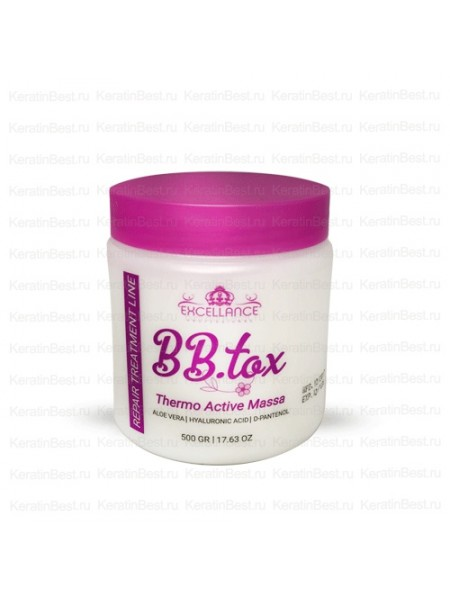 BB.Tox Thermo Active Massa 500 gr