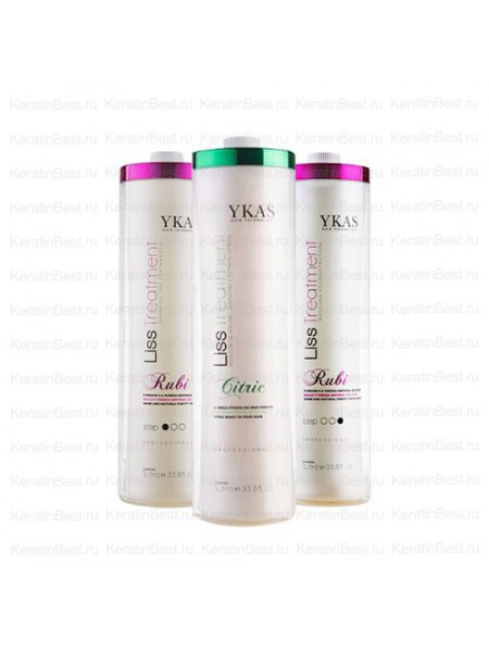 Ykas Citric 1000/1000/1000 ml.