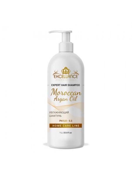 Shampoo  Moroccan  Argan Oil 1000 ml.