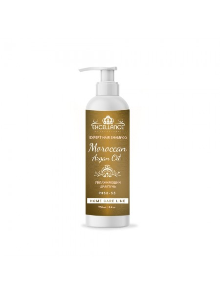 Shampoo  Moroccan Argan Oil 250 ml.