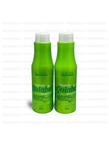 Bioplastia Capilar de Quiabo 1000/1000 ml