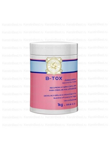 B-Tox Mascara Reconstrutora 1 kg