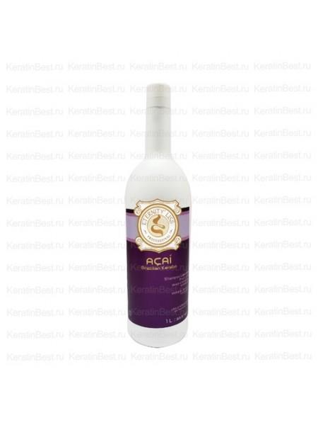 Acai Brazilian Keratin Shampoo  - 1000 ml