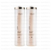 Ykas Gold Liss Treatment 1000/1000 ml.