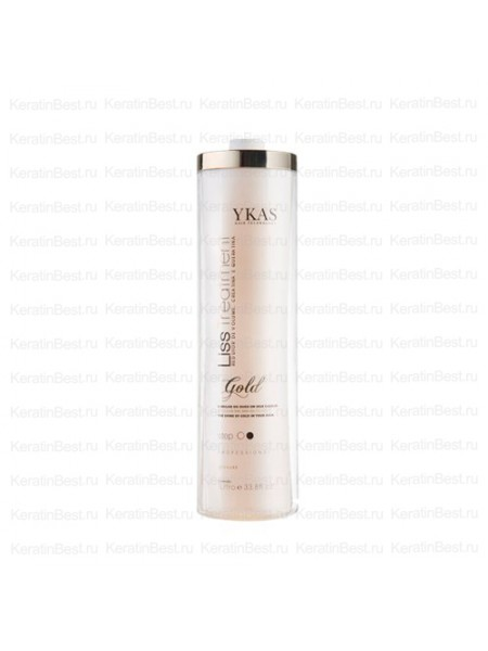Gold Liss Treatment 1000 ml.