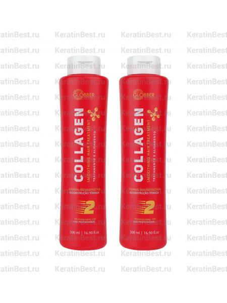 Globber Collagen -  1000 ml  (2*500)
