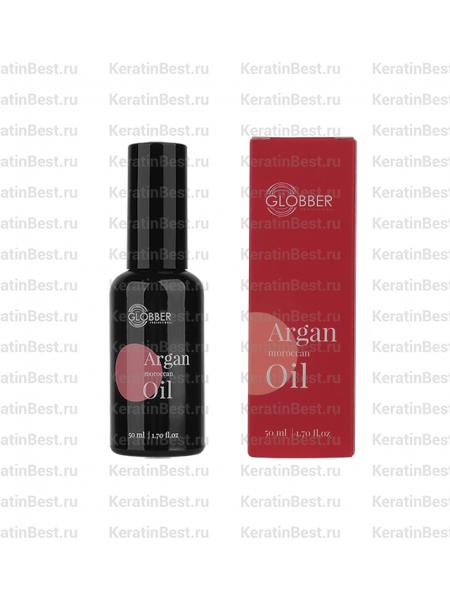 Масло аргановое GLOBBER Argan Oil - 50 ml