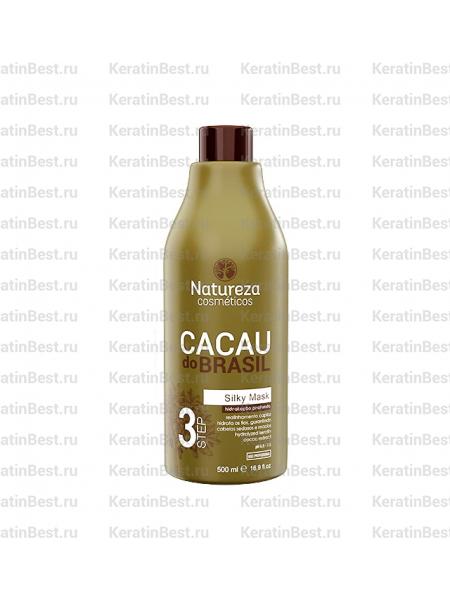 NATUREZA Cacau do Brasil (маска глубокого увлажнения) -  500 ml.