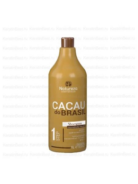 Shampoo NATUREZA CACAU do Brasil 1000 мл
