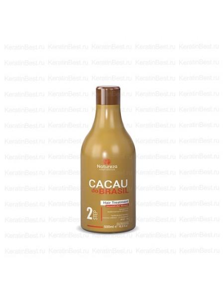 NATUREZA CACAU do Brasil  500 ml