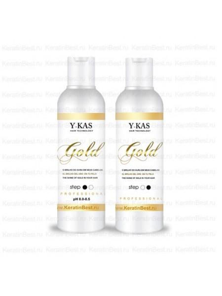 Ykas Gold Liss Treatment 250/250 ml.