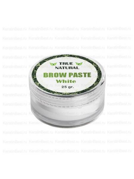 BROW PASTE White 25 gr.