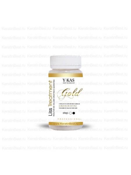 Ykas Gold Liss Treatment 100 ml.