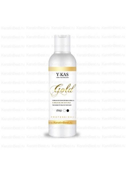 Ykas Gold Liss Treatment 250 ml.